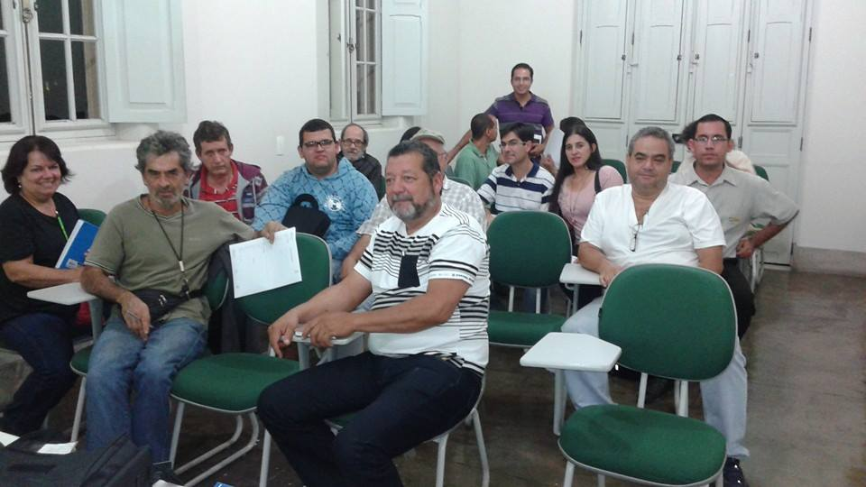 Reunião de Trabalho do Programa Empreender - Núcleo Pedrinha / Gomeral