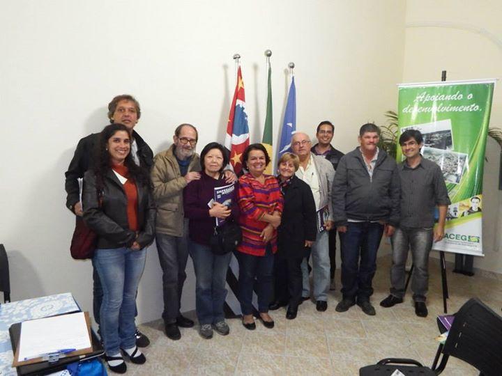 Reunião de lançamento do Programa Empreender no Turismo.